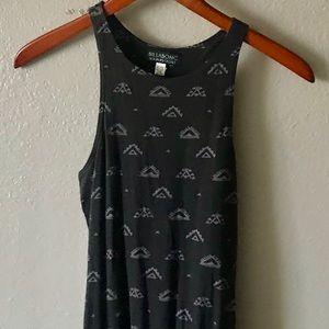 NWOT. Billabong Maxi Dress.
